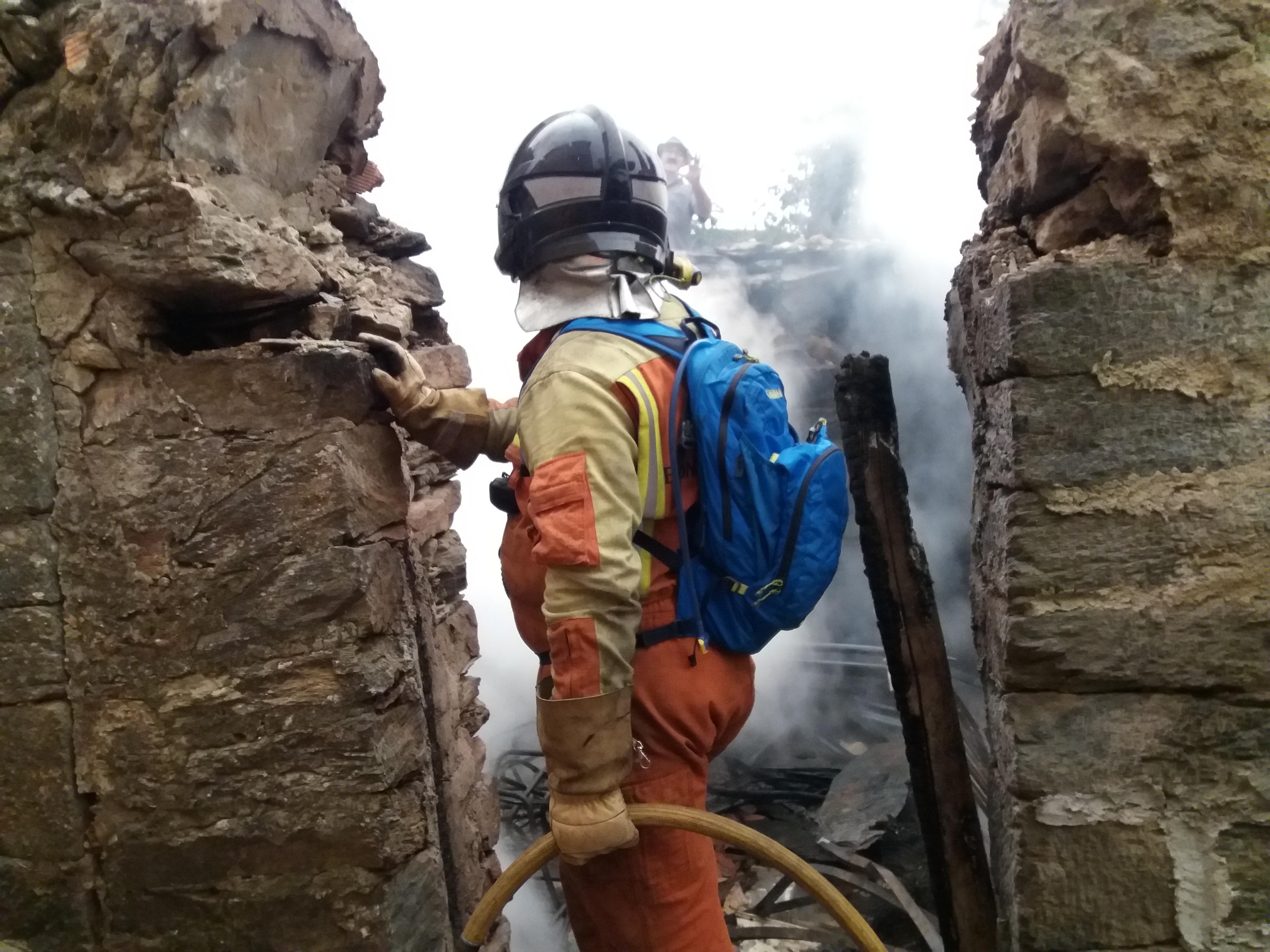 ALLANDE ya ha valorado las pérdidas por incendios, casi 1,8 millones