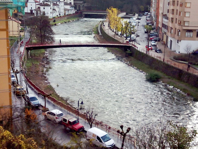 CANGAS DEL NARCEA. Confederación estudiará el nuevo comportamiento del río Narcea