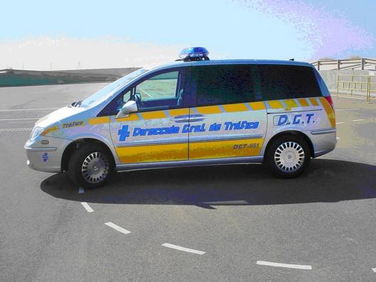 CANGAS DEL NARCEA.- Controles de velocidad y alcoholemia en la villa