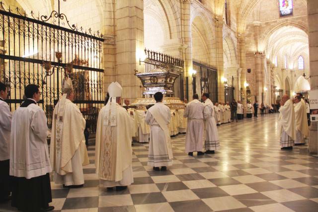 BERZOCANA.- San Fulgencio en Cartagena