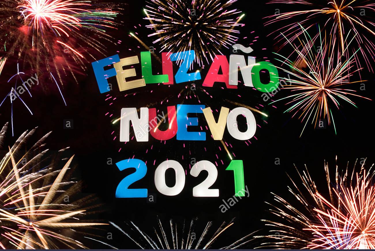 Bien ido sea este 2020 que el diablo confunda