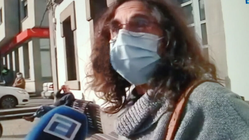 Los padres encausados por no enviar a sus hijos al Cole, encuentran apoyo en Madrid