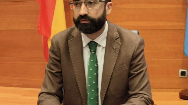 El alcalde de Cangas dispuesto a no perder proyectos de energía renovable