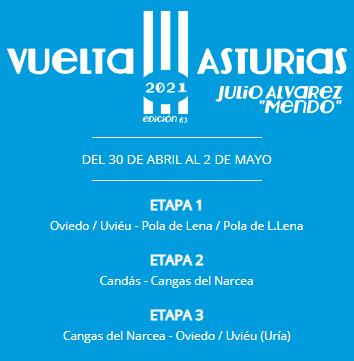 La Vuelta a Asturias llegará al Acebo