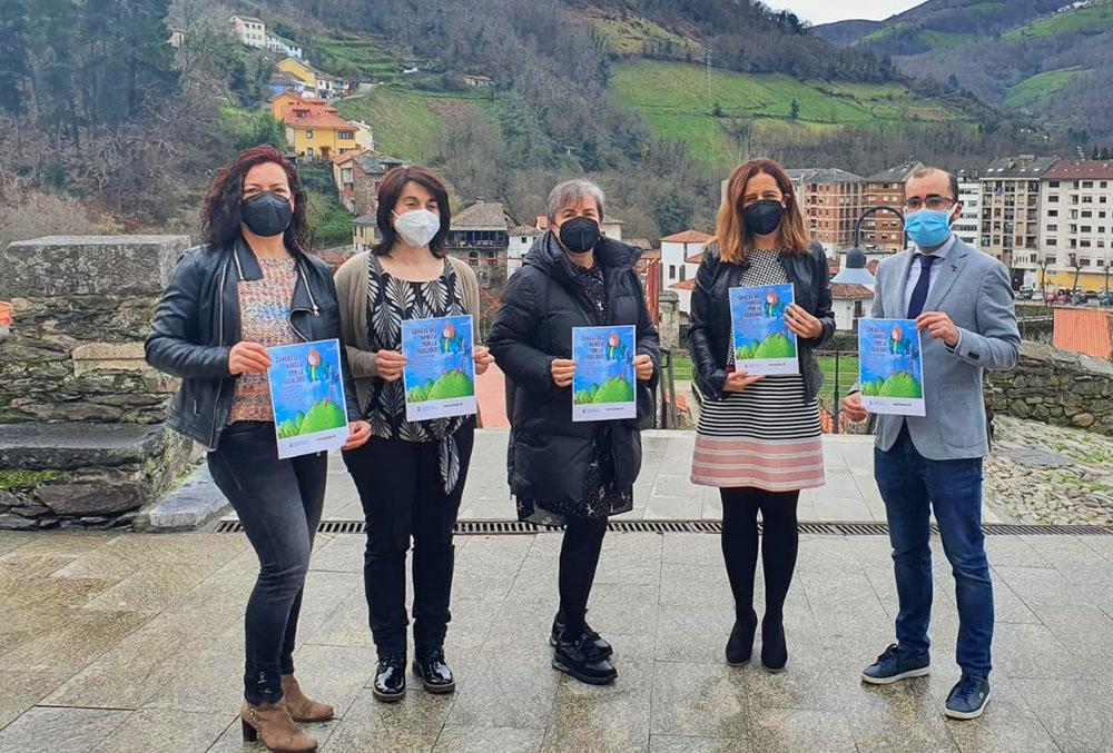 """""""Cangas del Narcea por la igualdad"""", certamen de creación de vídeos en TikTok"""