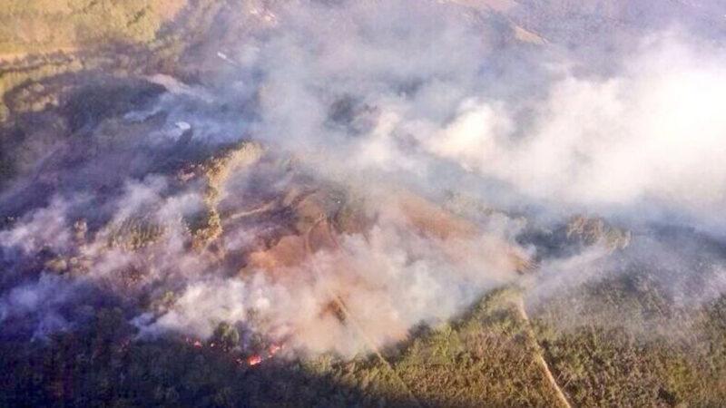 Absuelto el vecino de Ibias acusado de incendio intencionado