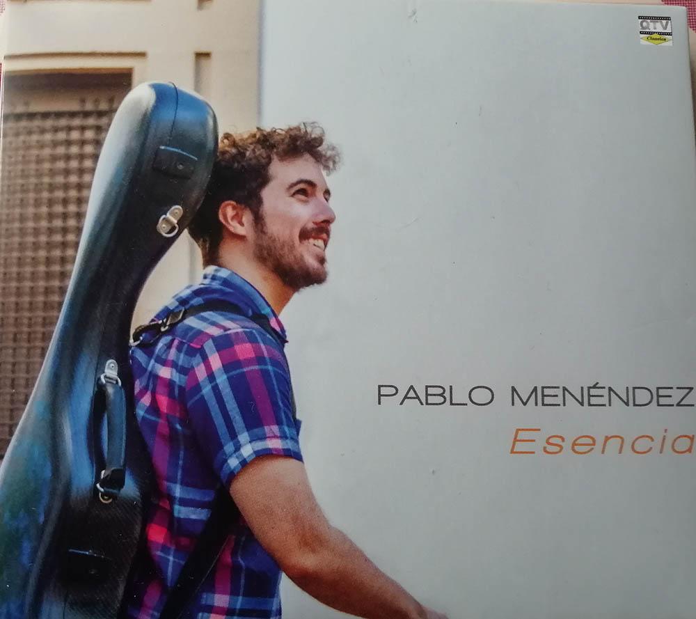 Pablo Menéndez, un cangués que triunfa en el mundo