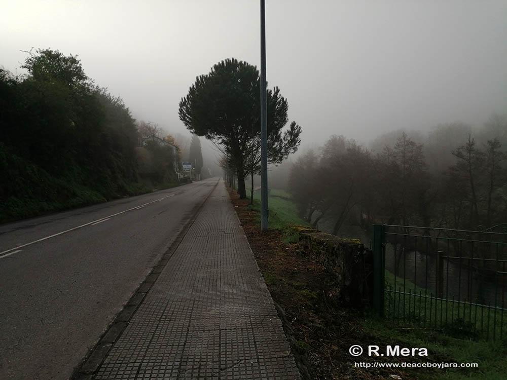 La foto y su pie: Niebla, ecos y juegos