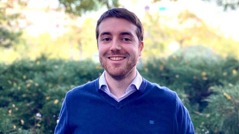 El cangués Diego Álvarez Aller miembro del comité ejecutivo nacional de NNGG del PP