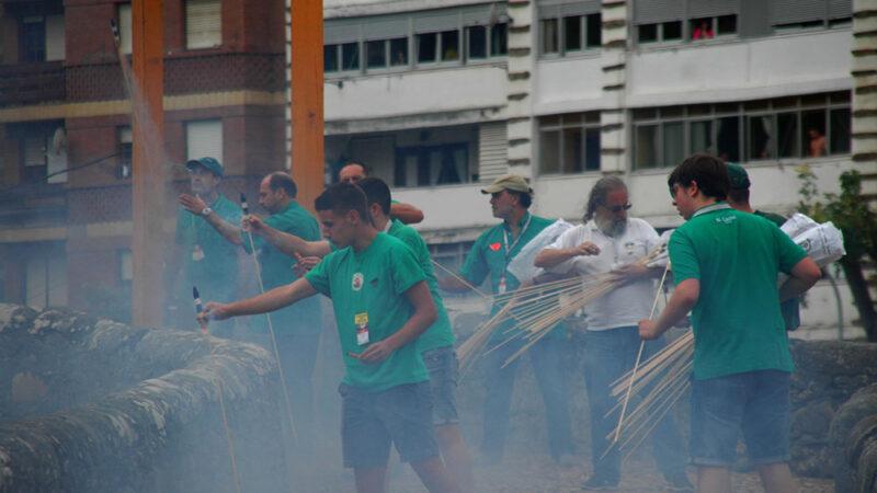 Regulado el uso de artificios pirotécnicos en Asturias