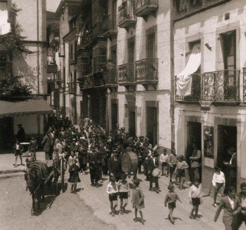 De cuándo y cómo los pueblos de Cangas tuvieron escuelas