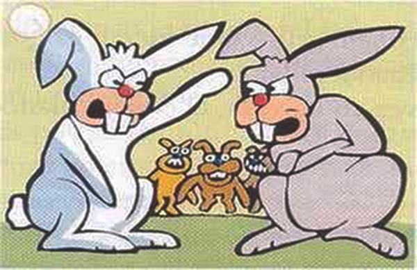 Los dos conejos, la pandemia y los políticos