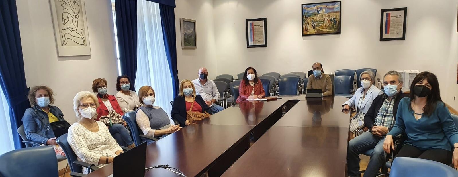 El Principado no utilizará espacios del Centro de Mayores de Cangas
