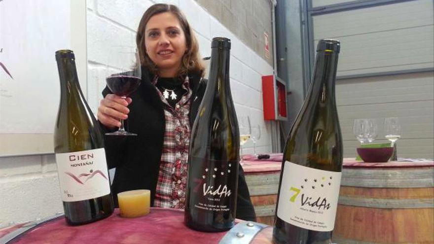 Otro triunfo de los vinos cangueses
