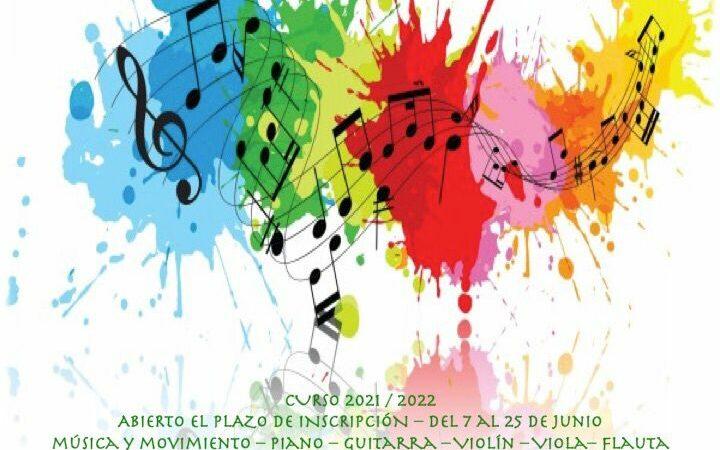 Cangas abre el plazo de matrícula de la Escuela Municipal de Música