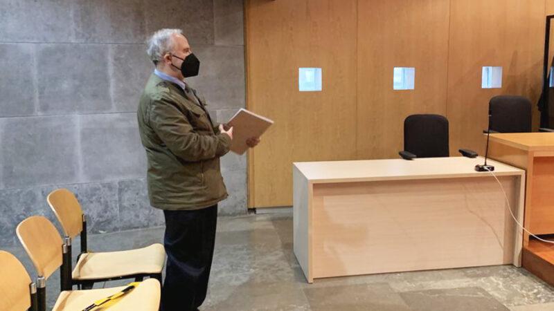 Visto para sentencia: Prisión y 12.000 € de indemnización para Piris