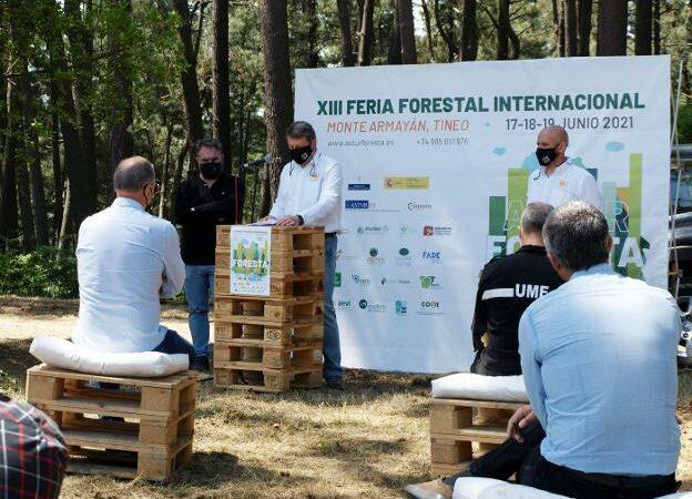 Vuelve la feria Asturforesta al monte de Armañán