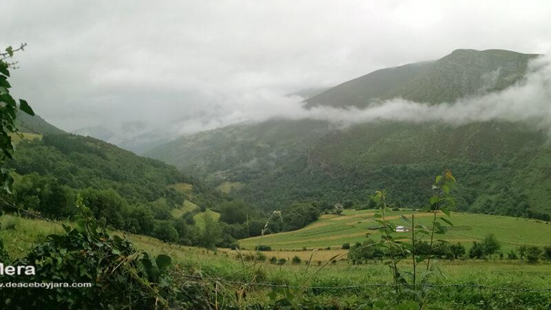 Agua, frío y nieblas en la aldea. Tal parece que preparamos vacaciones navideñas