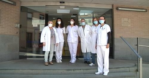 La Avellana de Oro para los sanitarios de Pola y el consultorio de Berducedo