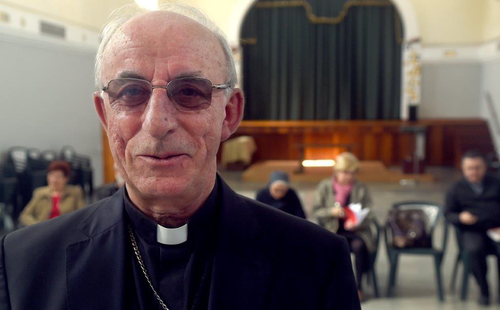 Don Atilano, el obispo de Trascastro, bodas de oro y de plata