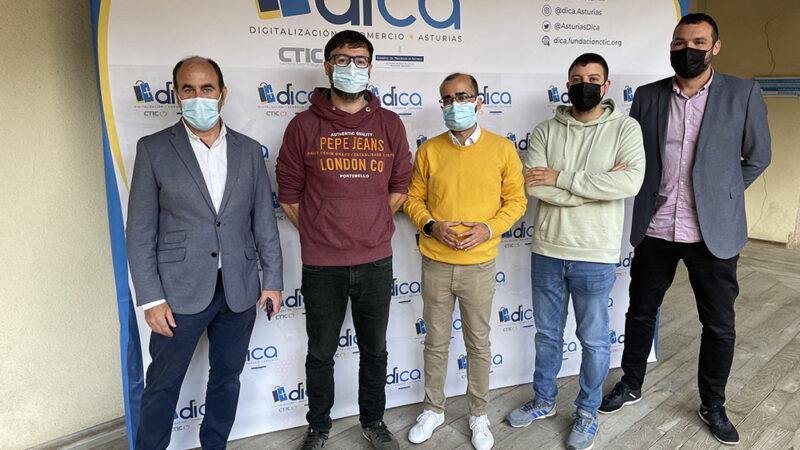 El Demostrador de Soluciones Innovadoras para el Comercio estrena su tour  en Cangas de Narcea