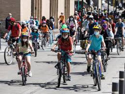 Cangas se incorpora al plan de creación de caminos seguros al colegio