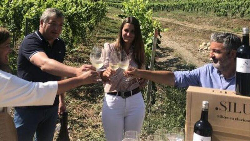 Cecos (Ibias) se incorpora a la DOP Vino de Cangas con todos los honores