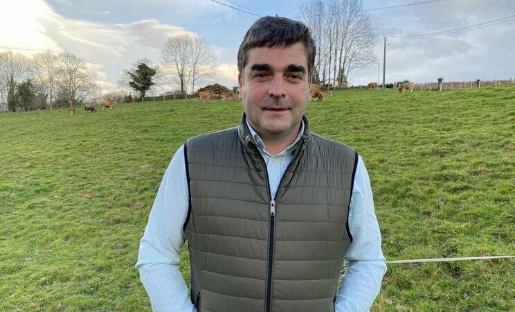 El cangués Nino Rodríguez deja la Dirección General de Ganadería