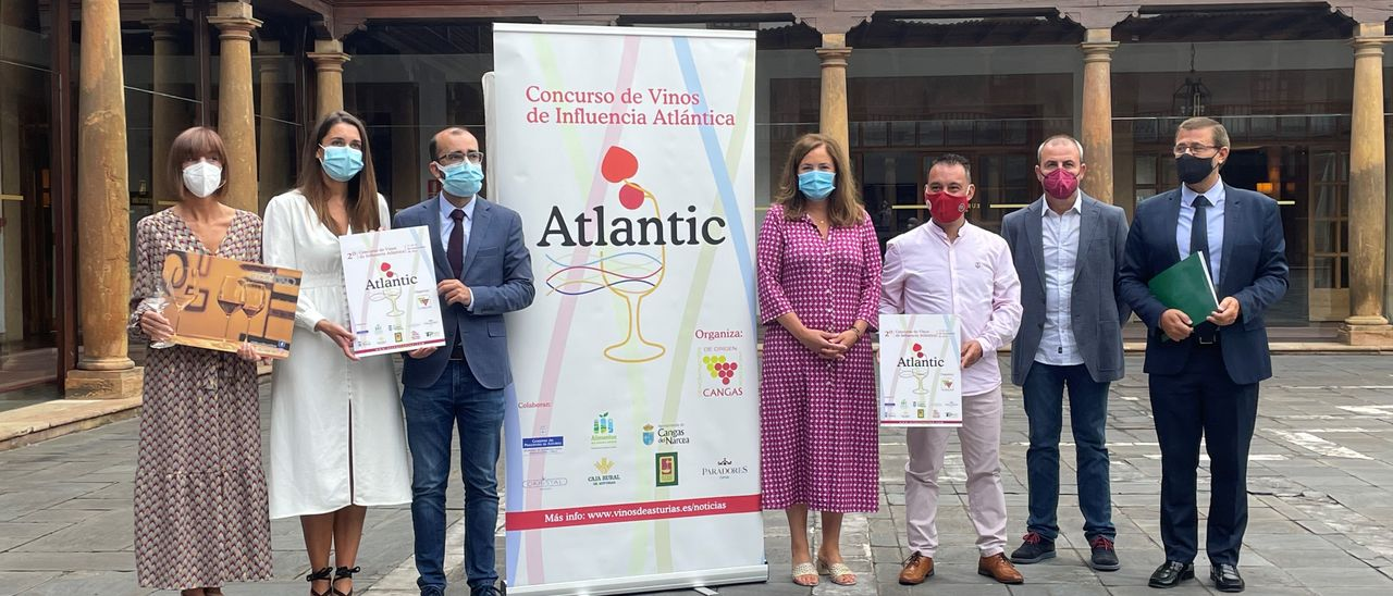 Cangas será de nuevo capital de los vinos atlánticos