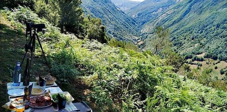 CANGAS.-Bosque Activo consolida su servicio de picnics sin gluten en plena naturaleza