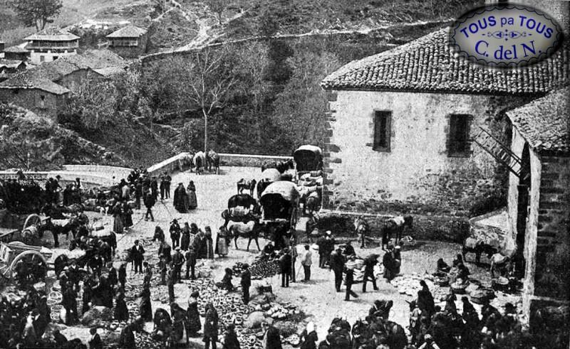 Continuamos con el análisis del viaje de Jovellanos a Cangas