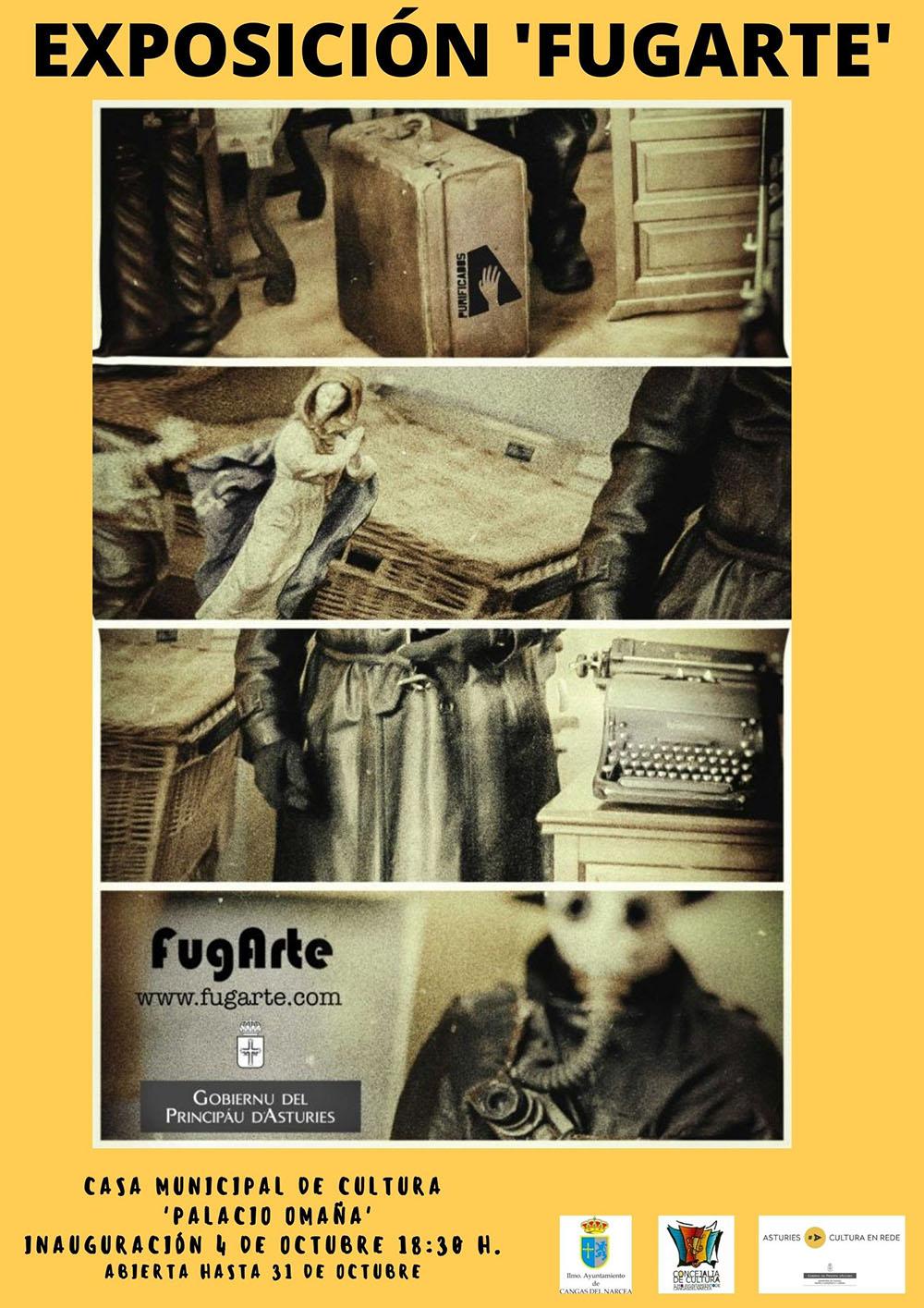 Cangas del Narcea expone 'FugArte'