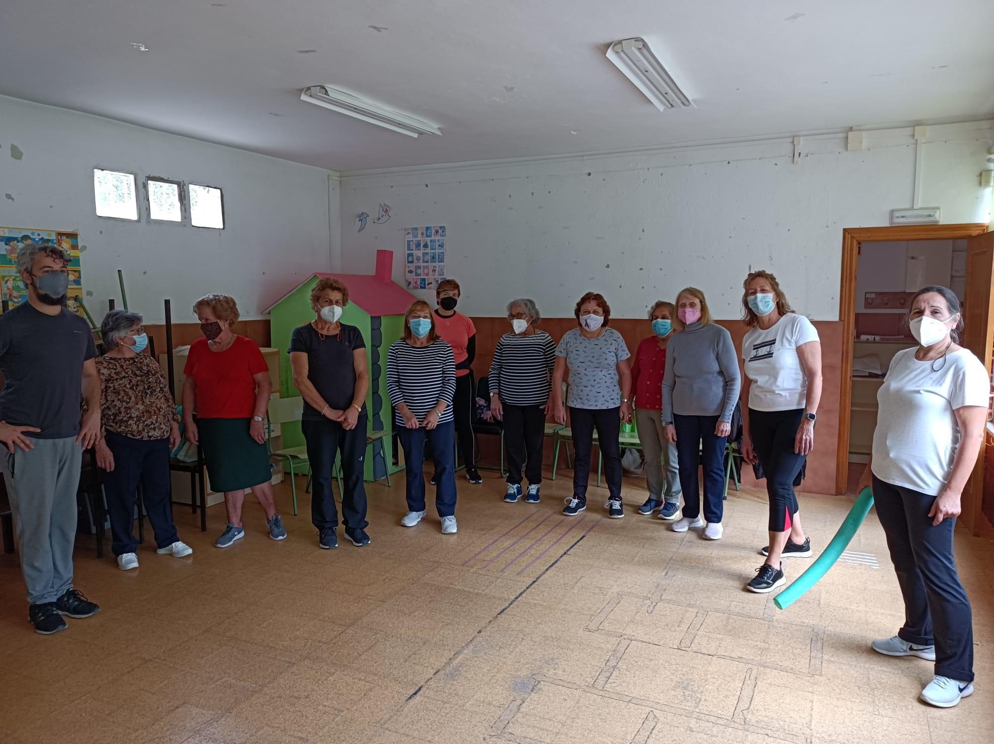 165 mujeres de la zona rural participan en los talleres Mujer Rural