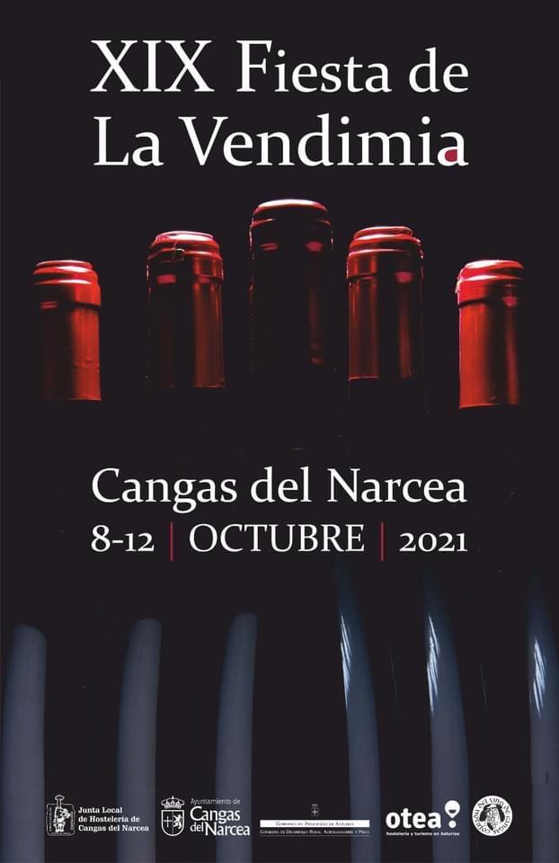 FIESTAS DE LA VENDIMIA. PROGRAMA